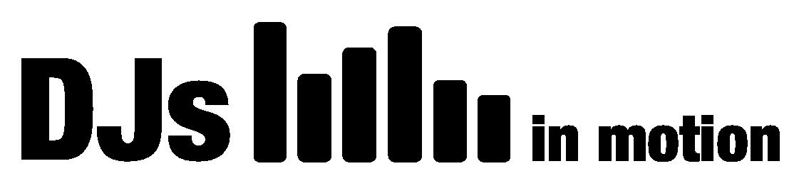 Logo DJs in motion