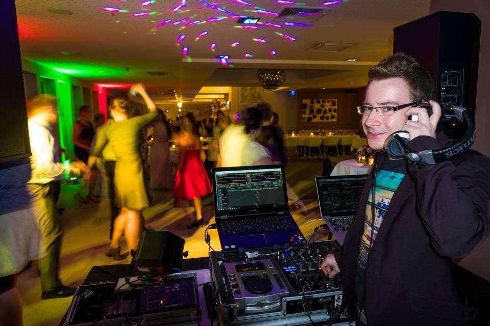 DJ Raiko Goldenbaum