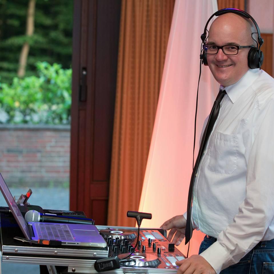 DJ Sascha Gansen
